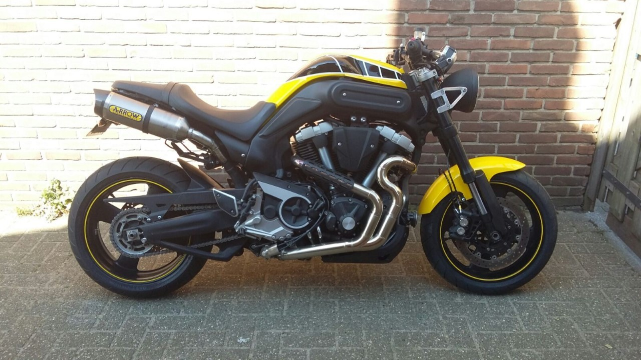 Yamaha mt 01 ´´60 th anneversery edition´´
